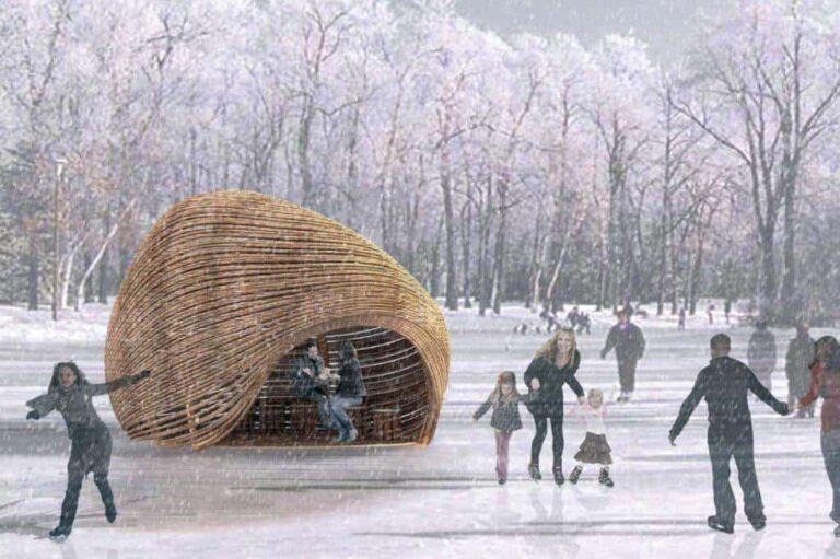 Warming Huts Winnipeg