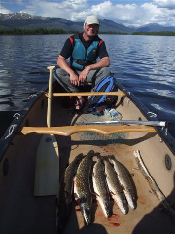 Dicker Fang: 360° Kanada-Autor unterwegs auf den Flüssen des Yukon