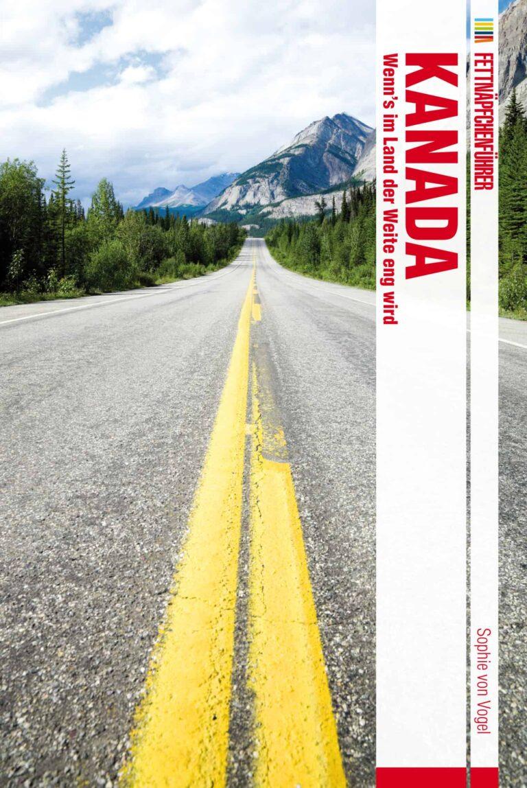 Cover des Fettnäpfchenführers Kanada