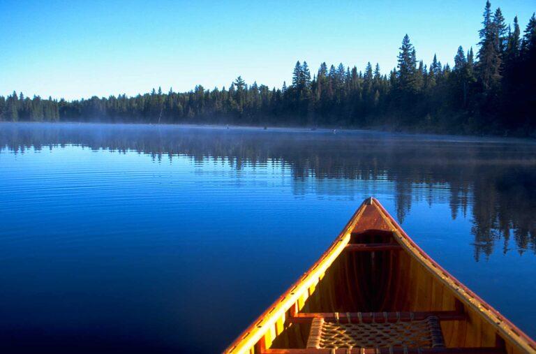 Kanutour im Algonquin Provincial Park (c) Tourism Ontario