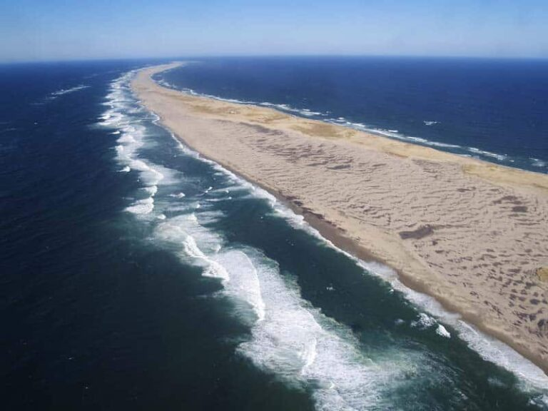 Sable Island vor Nova Scotia