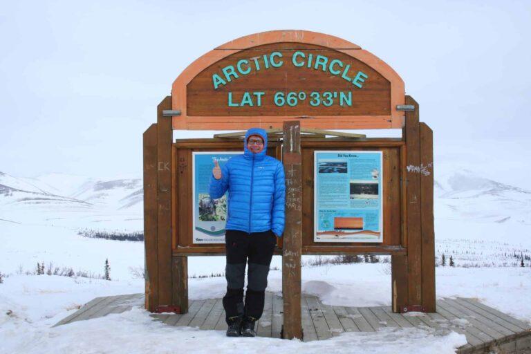 Arctic Circle - Polarkreis