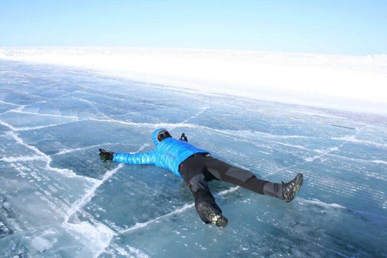Auf der Iceroad nach Tuktoyatuk