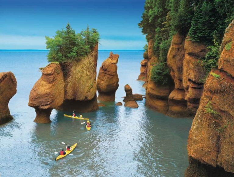 Bay of Fundy, New Brunswick - Foto Tourism New Brunswick