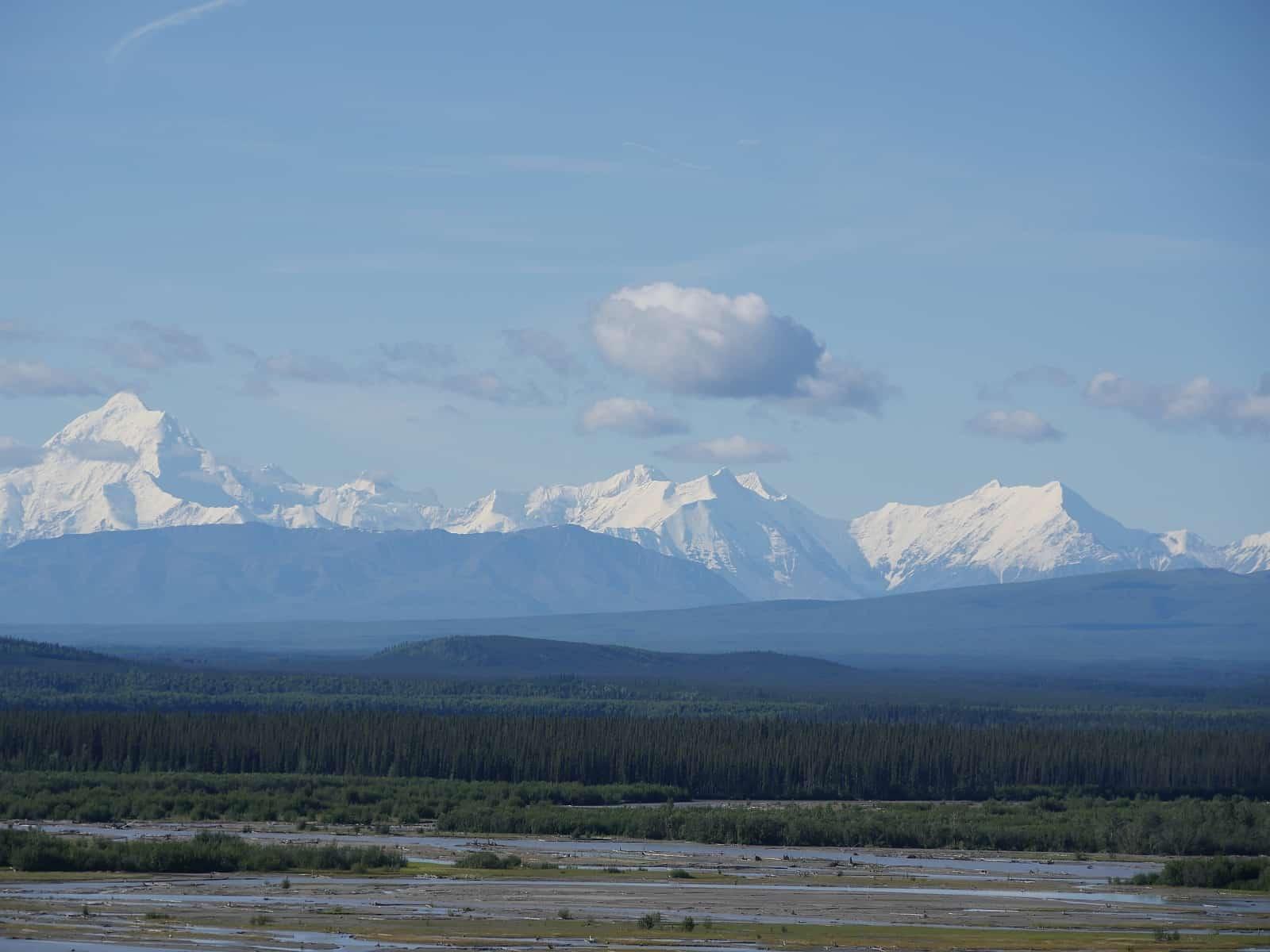 Alaska verzaubert mit traumhaften Landschaften. Foto Alfred Pradel