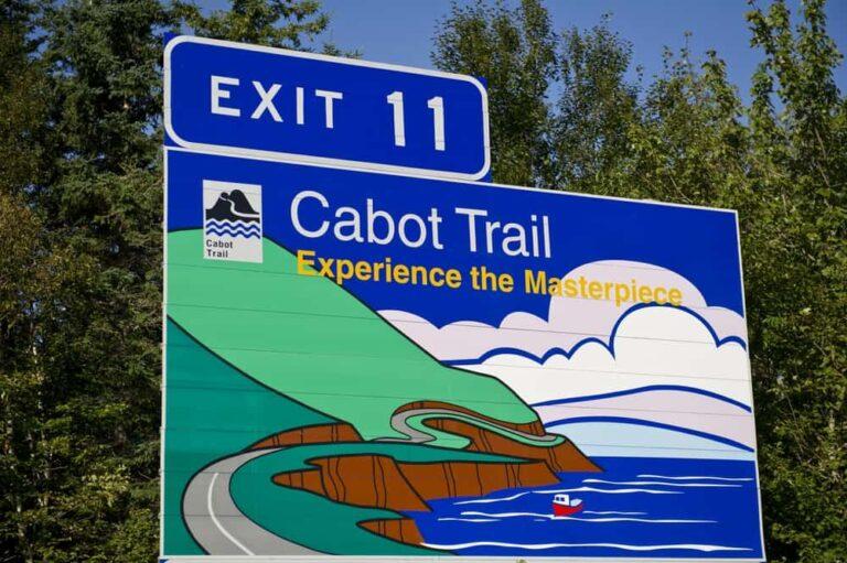 Cabot Trail, Cape-Breton-Highlands-Nationalpark - Foto Canadian Tourism Commission
