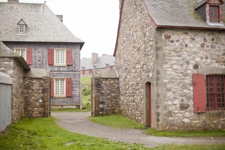 Fortress of Louisbourg National Historic Site, Cape Breton Island, Nova Scotia - Foto Canadian Tourism Commission-1