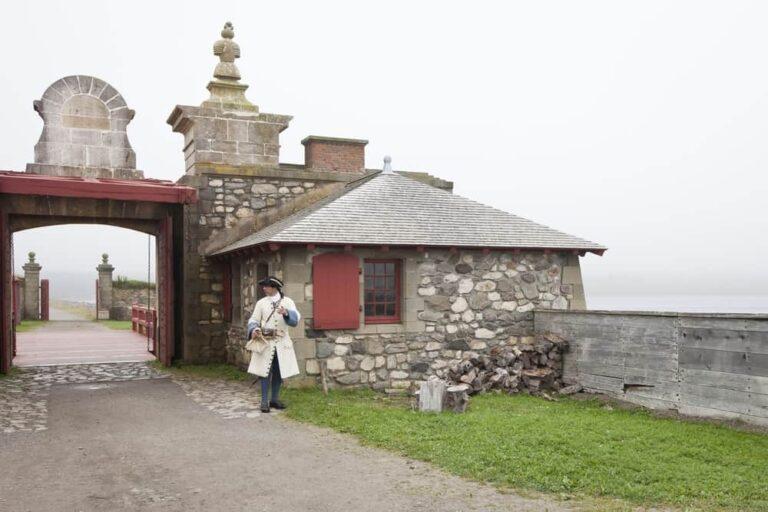 Fortress of Louisbourg National Historic Site, Cape Breton Island, Nova Scotia - Foto Canadian Tourism Commission