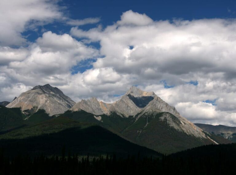 Kootenay National Park of Canada. Blick auf den Sinclair Pass. Foto: Marek Ślusarczyk - https://creativecommons.org/licenses/by/2.5/deed.en