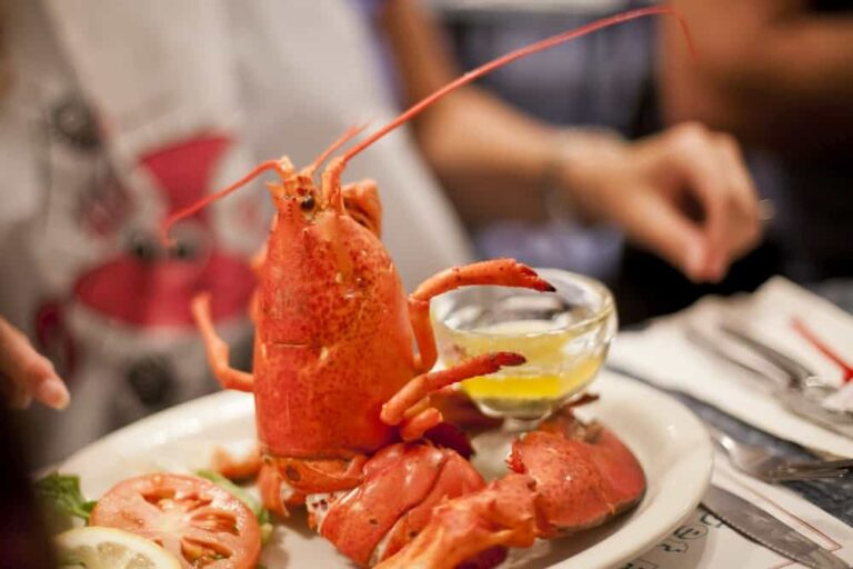Lobster Kettle Restaurant - Cape Breton Island - Foto Canadian Tourism Commission