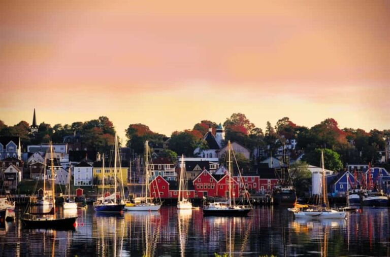 Lunenburg, Nova Scotia - Foto Nova Scotia Tourism