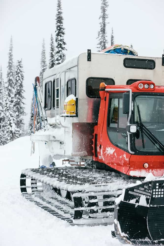 Monashee Powder Snowcats, Kootenays, Monashee Mountains - Foto Canadian Tourism Commission - 1