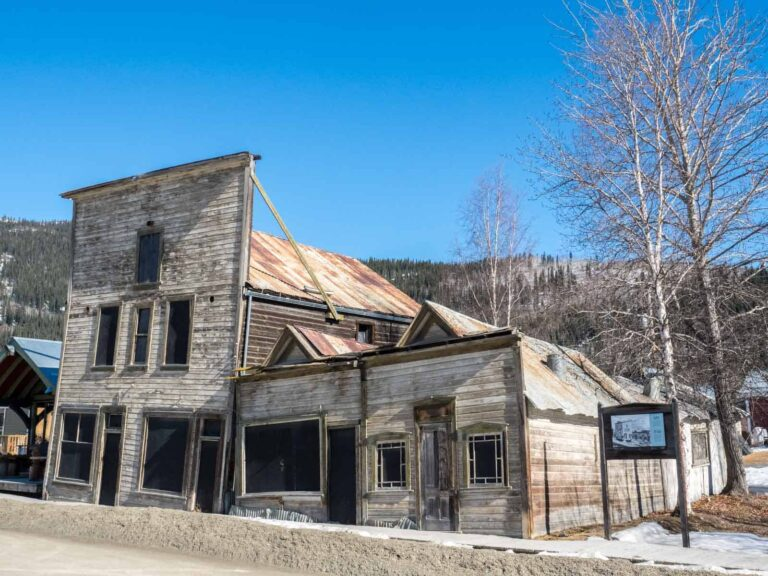 Dawson City - Third Avenue Hotel, Building 14