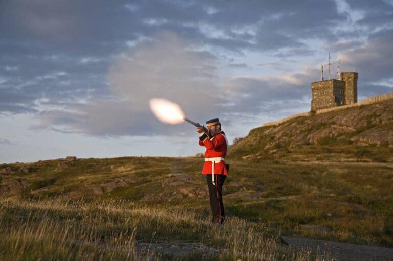 Signal Hill National Historic Site, St. John's, Newfoundland and Labrador - Foto Newfoundland and Labrador Tourism-1
