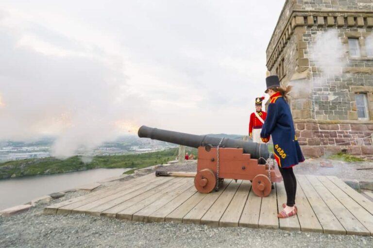 Signal Hill National Historic Site, St. John's, Newfoundland and Labrador - Foto Newfoundland and Labrador Tourism-2