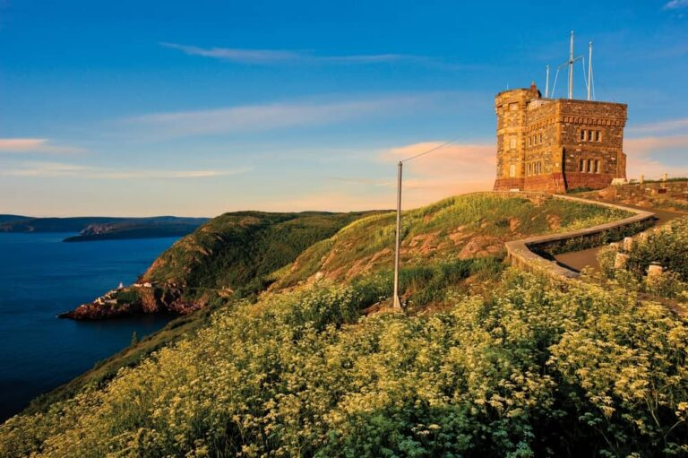 Signal Hill National Historic Site, St. John's, Newfoundland and Labrador - Foto Newfoundland and Labrador Tourism