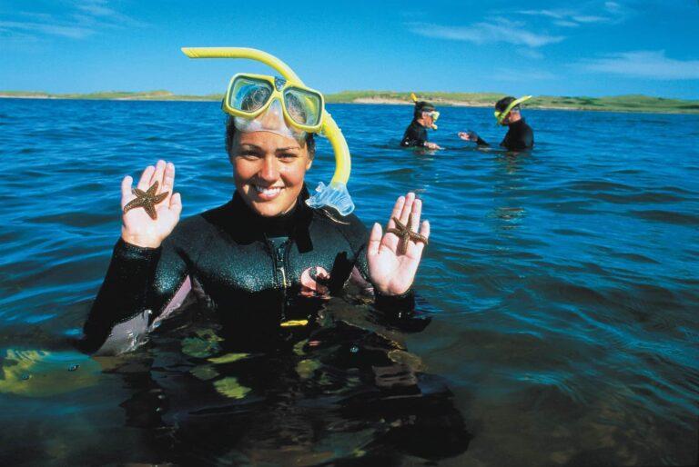 Der Prince Edward Island National Park ist im Wasser und an Land ein Paradies. Foto Tourism PEI/John Sylvester