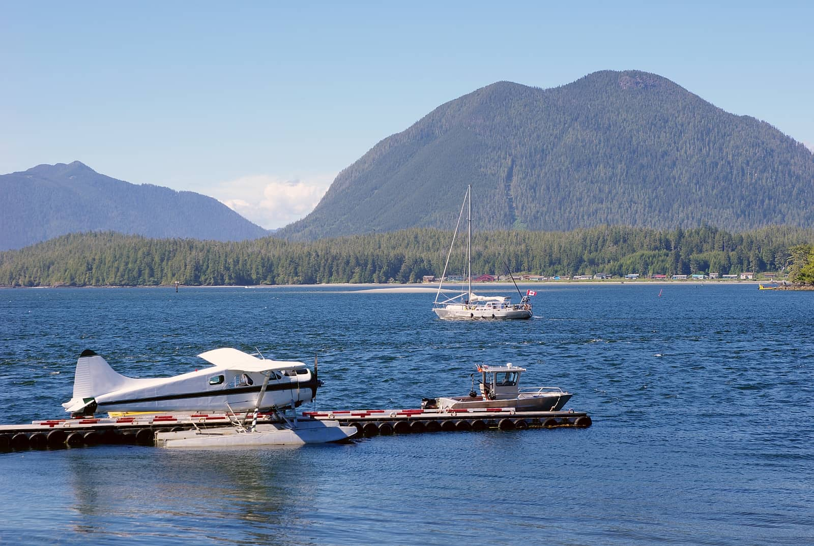 Tofino, Vancouver Island, British Columbia.