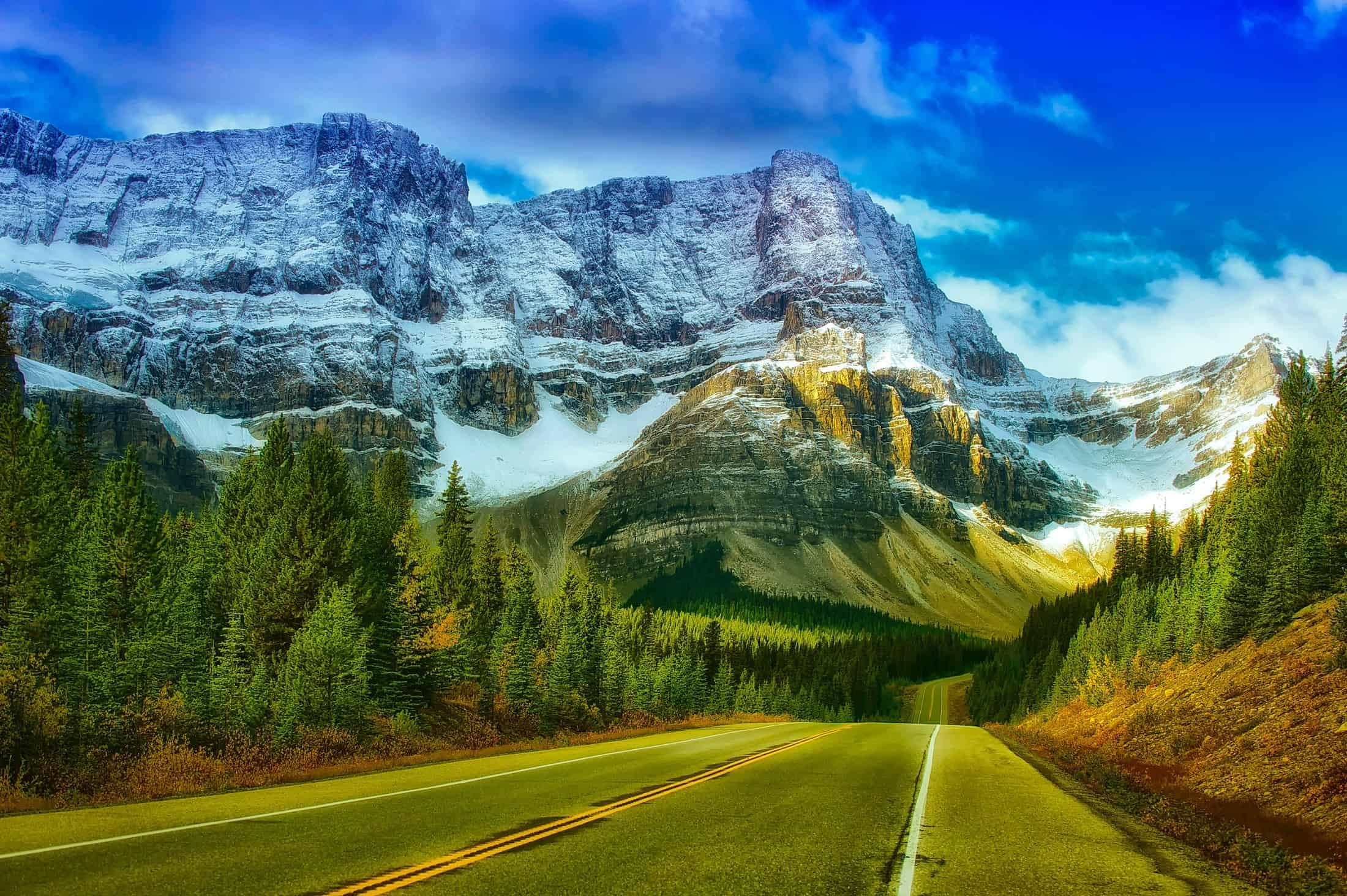 banff nationalpark faszination kanada