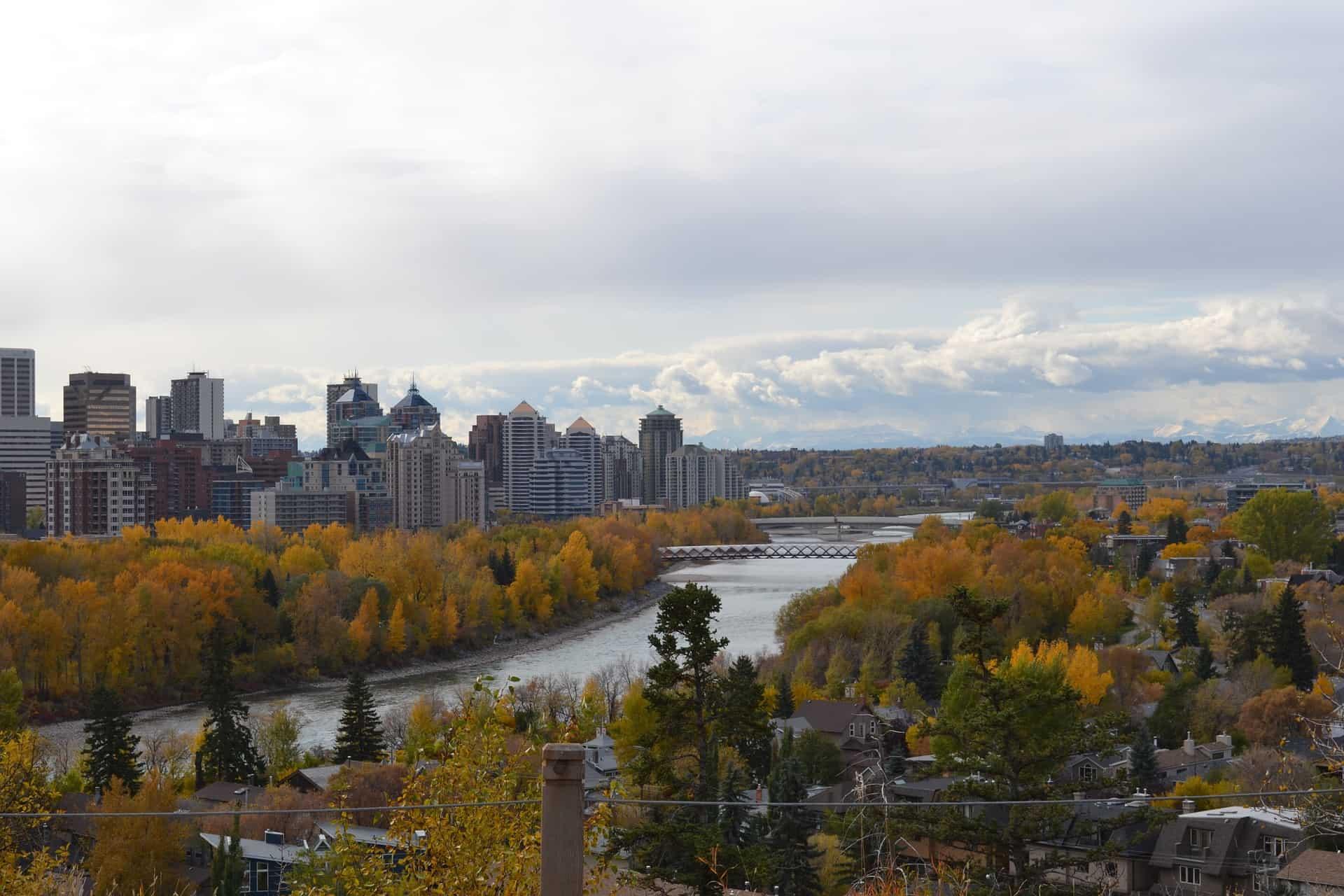 Calgary Faszination Kanada