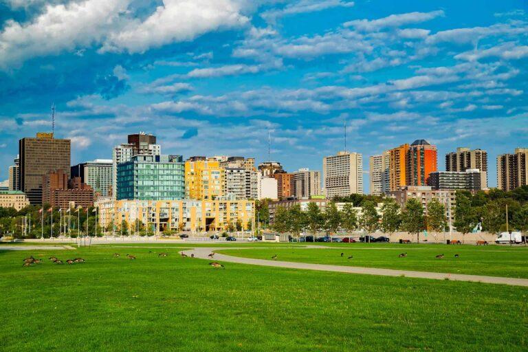 Ottawa - Hauptstadt Kanada
