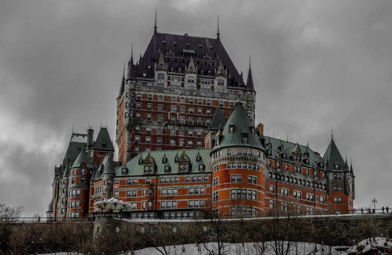 Château Frontenac - Québec City