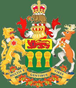 Wappen der kanadischen Provinz Saskatchewan