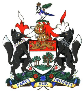 Wappen der kanadischen Provinz Prince Edward Island