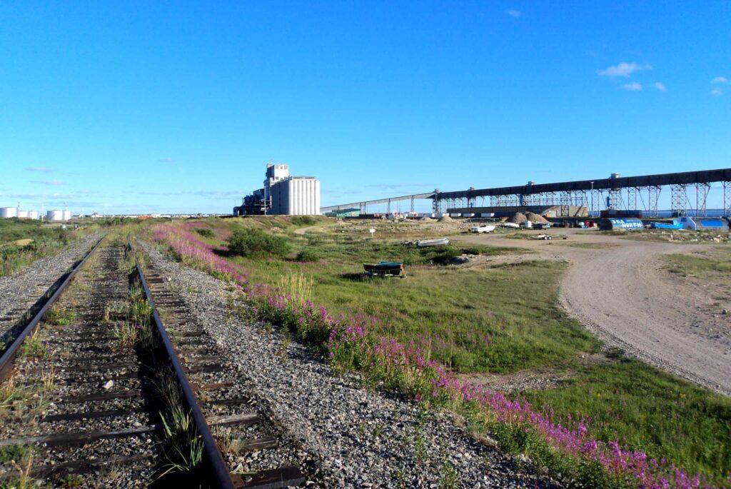 Die Zugverbindung nach Winnipeg ist essentiell für viele Communities im Norden Manitobas