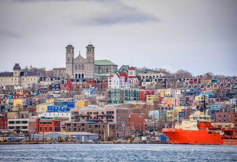 St. John's - Hafen