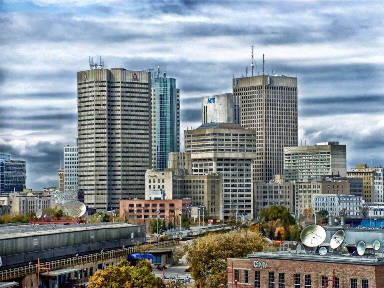 Winnipeg - Skyline