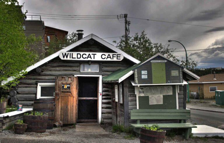 Yellowknife - Wildcat Cafe