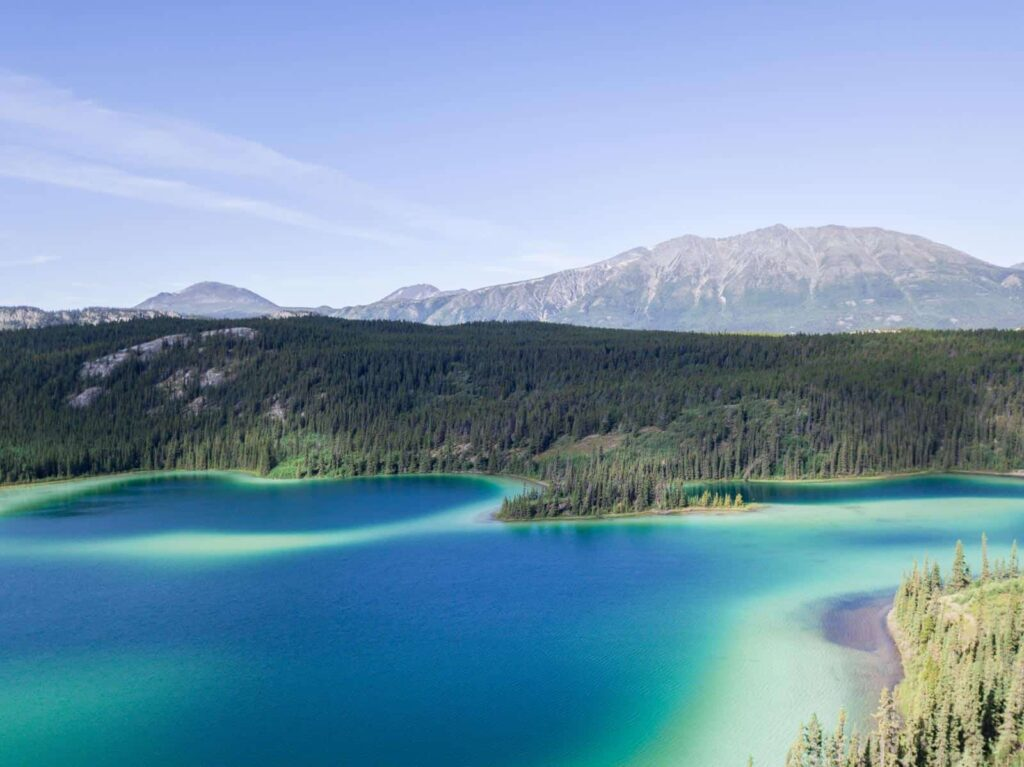 Emerald Lake Yukon - Foto Tobias Barth