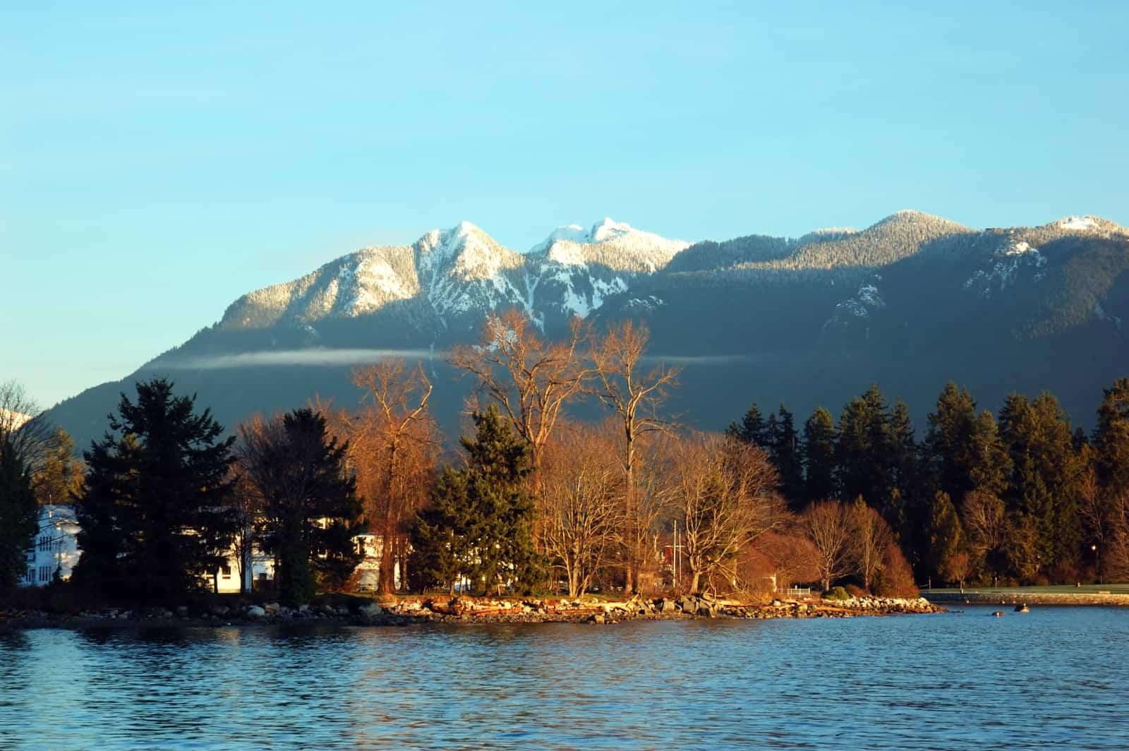 Grouse Mountain Vancouver Foto lijuan