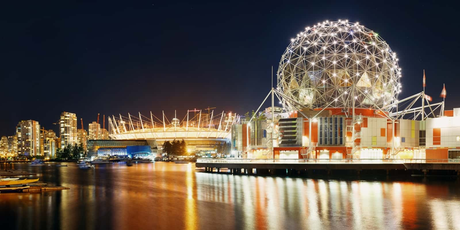 Science World Vancouver Foto Songquan Deng