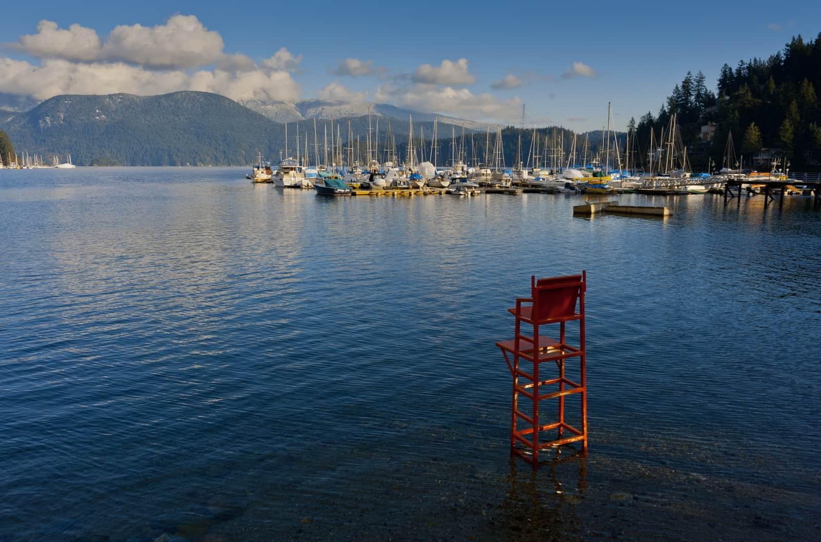Deep Cove Vancouver Foto Niall Flinn