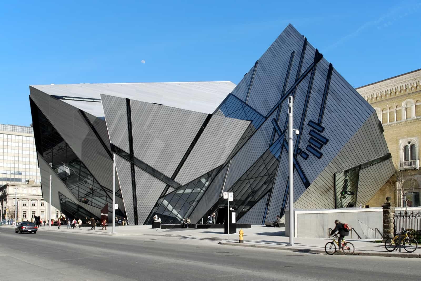 Das Royal Ontario Museum (ROM) in Toronto Foto SamK2