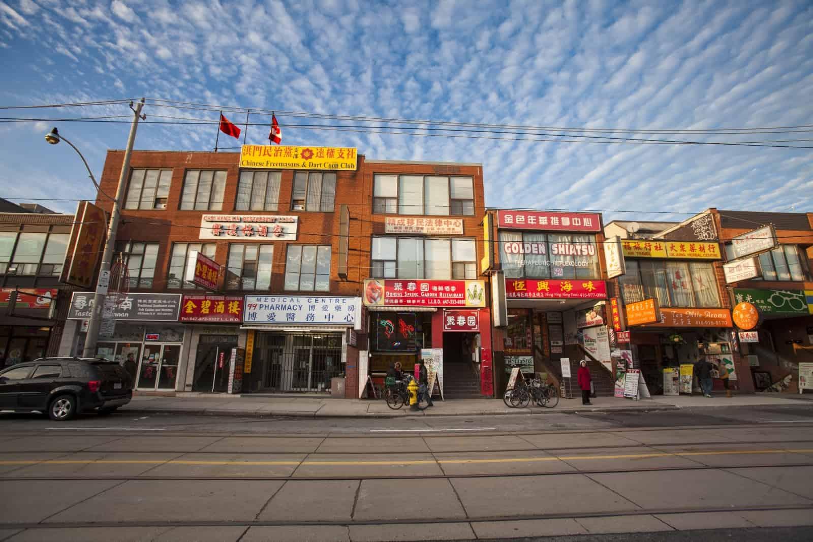 China Town Toronto. Foto Cordeschi