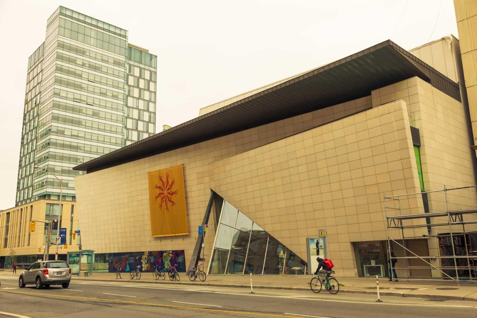 Bata Shoe Museum Toronto. Foto p.lange