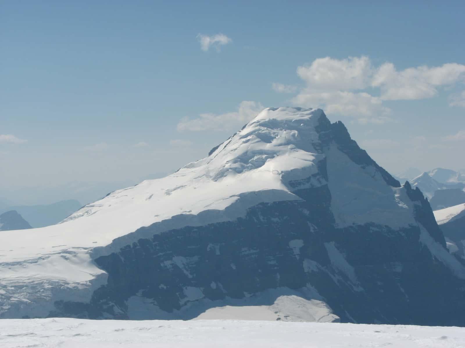 Mount Columbia Foto Geoffl (Public Domain)
