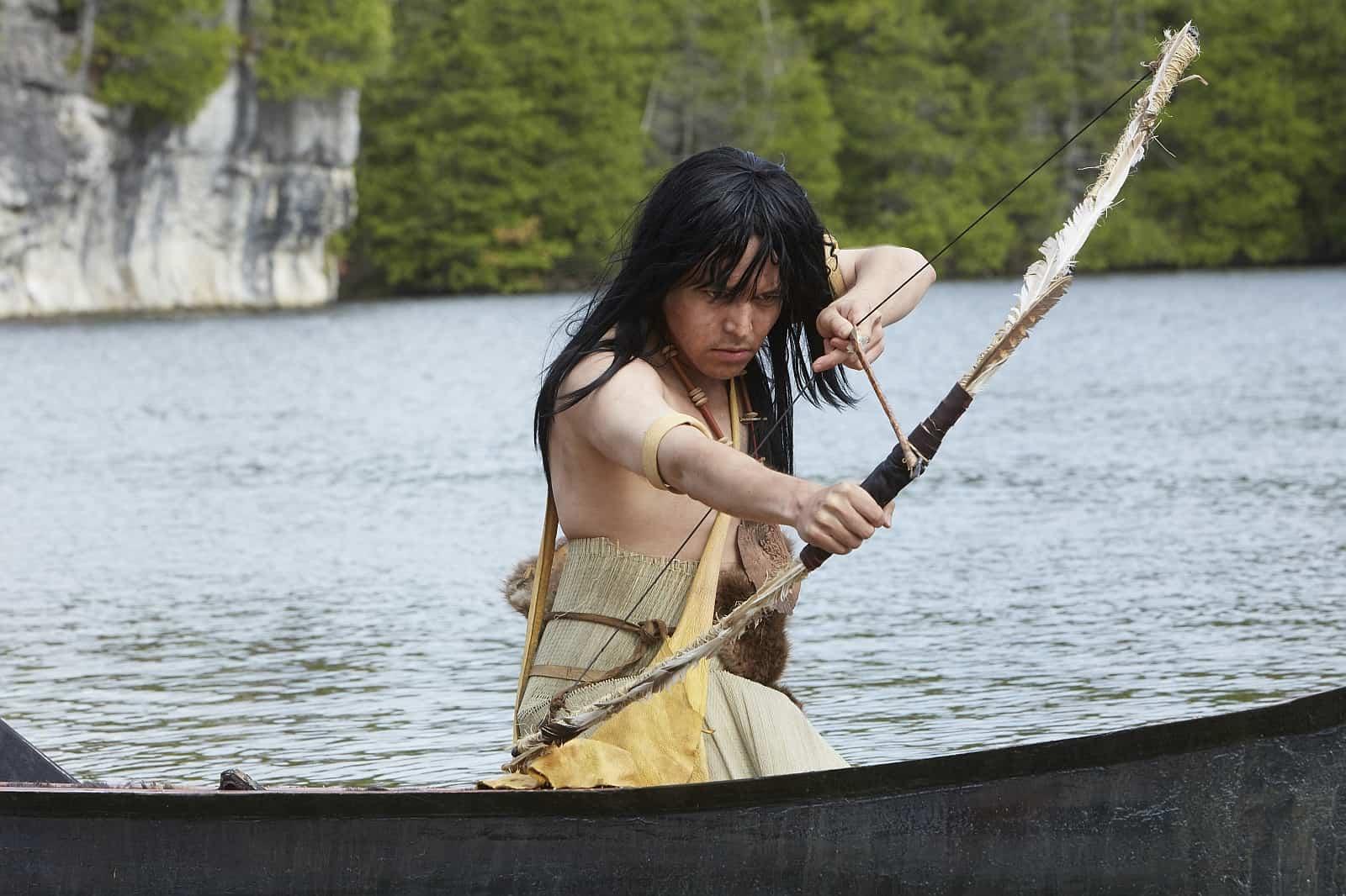 Bei der Erschließung natürlicher Ressourcen wurden die ersten Europäer von den First Nation Kanadas unterstützt. Foto © ZDFinfo