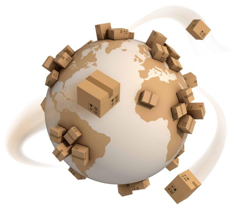 Paket nach Kanada senden