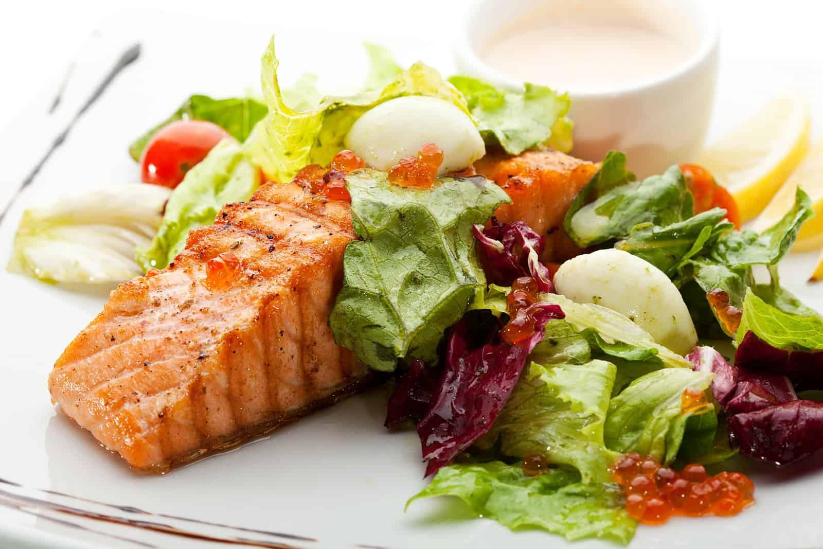 Kanada bietet internationale Küche auf hohem Niveau, die Zutaten wie frischer Fisch kommen direkt aus der Natur.