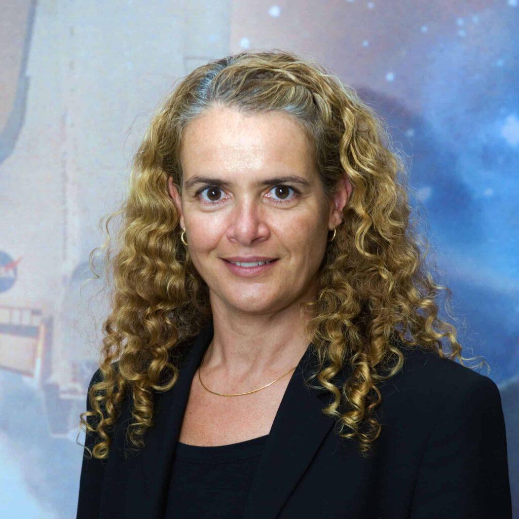 Julie Payette, Generalgouverneurin von Kanada. Foto Robert Markowitz/NASA