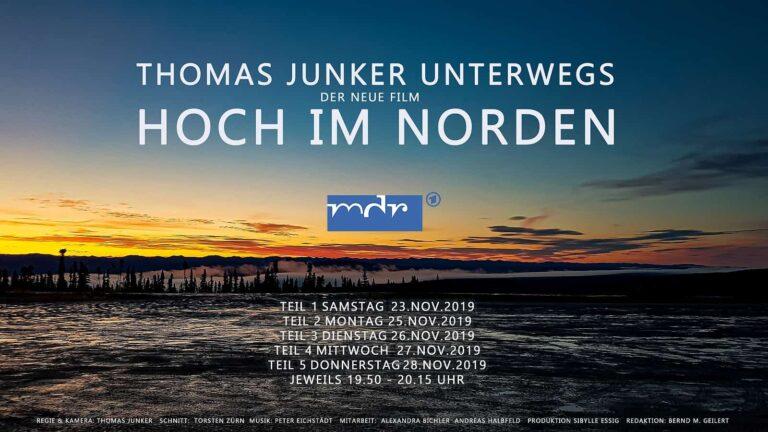 Thomas Junker unterwegs - Hoch im Norden - Eine MDR-Filmreihe in 5 Teilen
