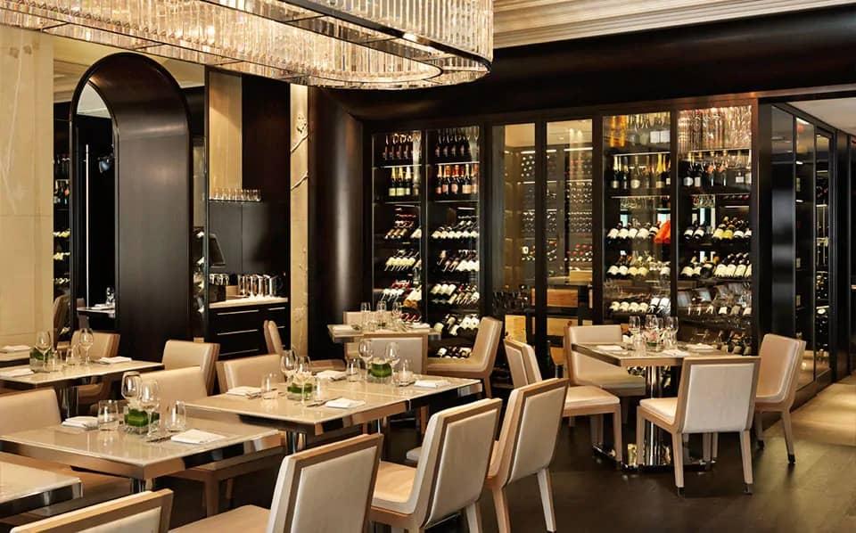 Ein Café, Bars und eine Lounge sowie ein Restaurant verwöhnen die Gäste im Rosewood Hotel Georgia. Foto © Rosewood Hotel Georgia, Vancouver