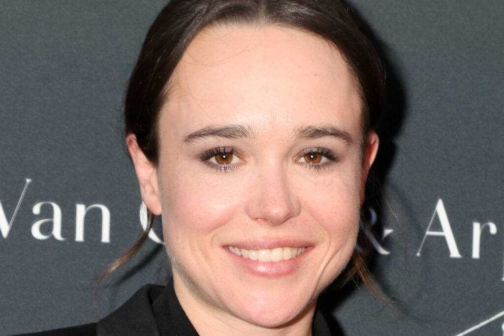 Ellen Page bei der Los Angeles Dance Project Gala im Jahr 2017. Foto © Jean_Nelson