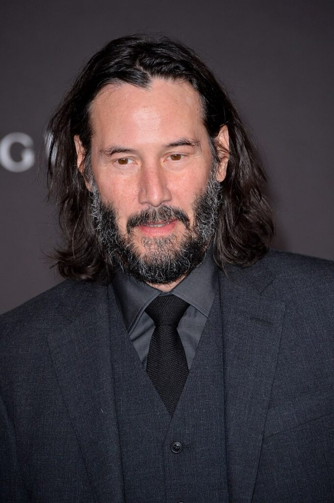 Keanu Reeves bei der LACMA 2019 Art+Film Gala at the LA County Museum of Art in Los Angeles am 3. November 2019. Foto © Featureflash / Deposit