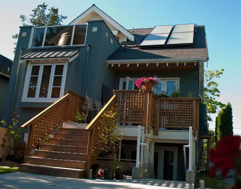 Ein Blick auf das Suite Dreams Vancouver Bed and Breakfast. Foto ©Suite Dreams Bed and Breakfast