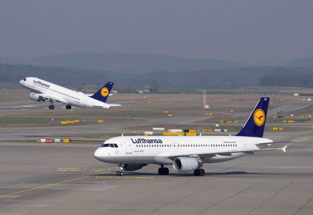 Auch die deutsche Fluggesellschaft Lufthansa fordert von Kanada die Öffnung der Grenze und der Flughäfen für Reiseflüge aus Europa. Foto b1-foto / Pixabay